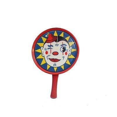 Kirchhoff Tin Clown Noisemaker