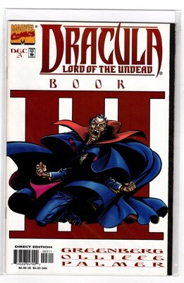 Dracula - Lord of the Undead Book 3 1998