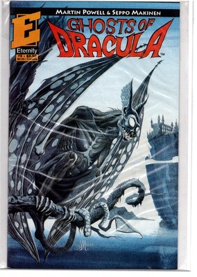 Ghosts of Dracula #3 1991