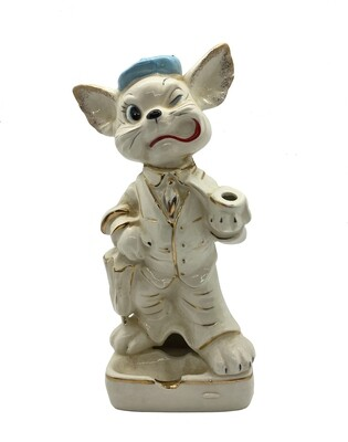 Dapper Mouse Smoking Ashtray