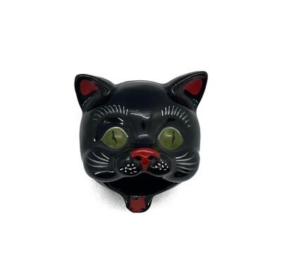 Black Cat Ashtray