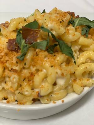 Crispy Prosciutto Mac&Cheese