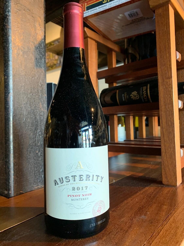 Austerity Pinot Noir