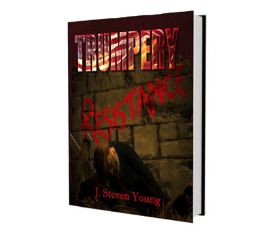 Trumpery Resistance (signed) paperback