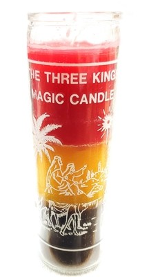 7 Day Candle- Three Kings Magic Candle