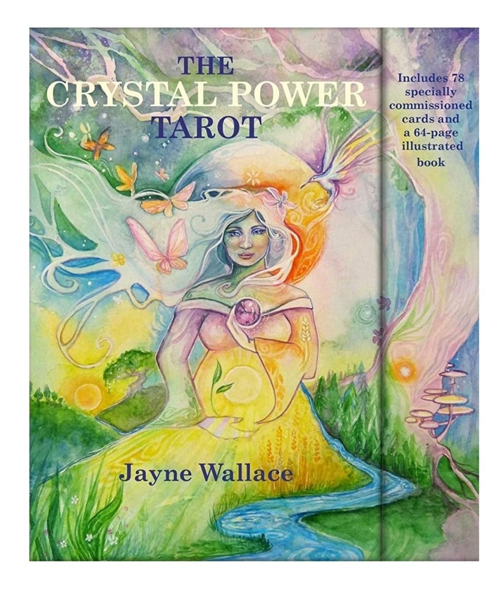 The Crystal Power Tarot