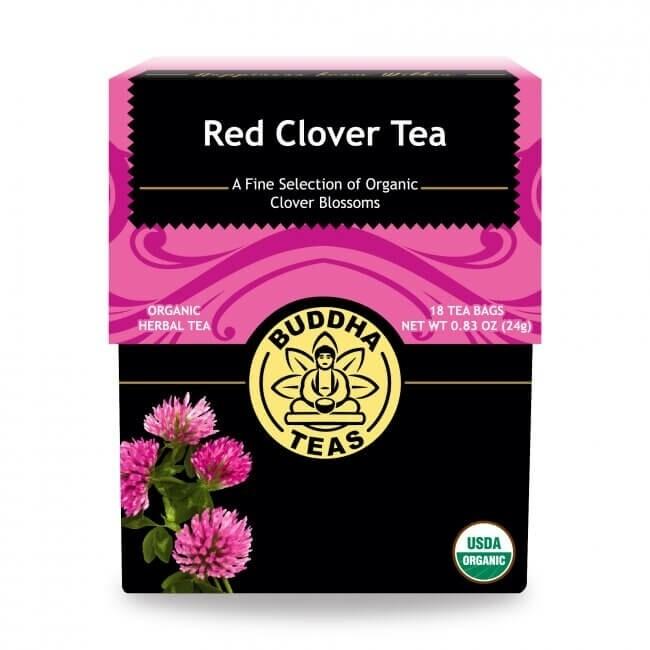 Buddha Teas Red Clover