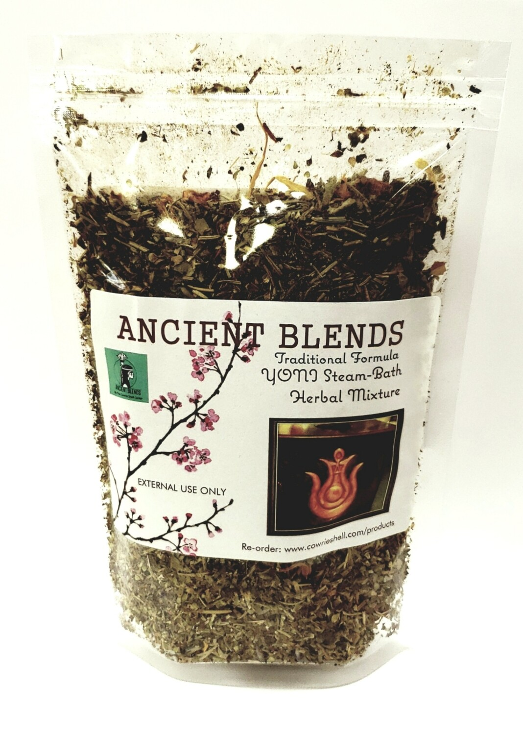 ANCIENT BLENDS Yoni Steam/Bath Herbal Mixture