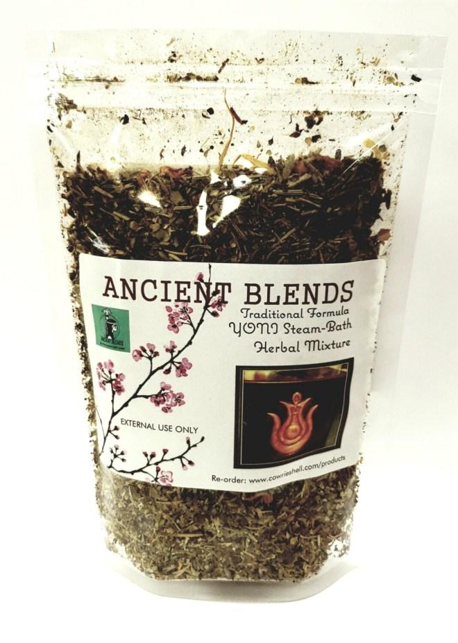 ANCIENT BLENDS Yoni Steam/Bath Herbal Mixture