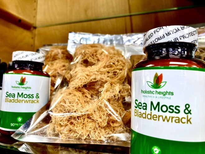 Sea Moss from St. Lucia