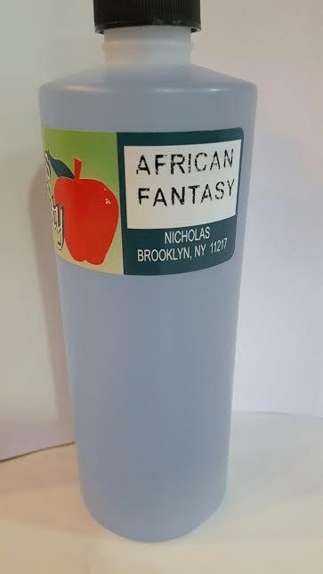 African Fantasy Oil