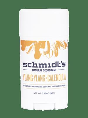 Schmidt's Ylang-Ylang + Calendula Deodorant Stick 3.25oz