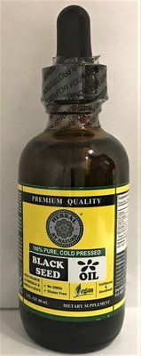 Black Seed Oil - 2oz