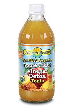 Apple Cider Vinegar Detox Tonic 16oz