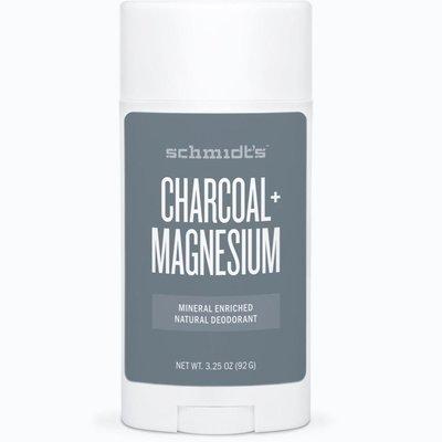 Schmidt's CHARCOAL + MAGNESIUM MINERAL-ENRICHED DEODORANT