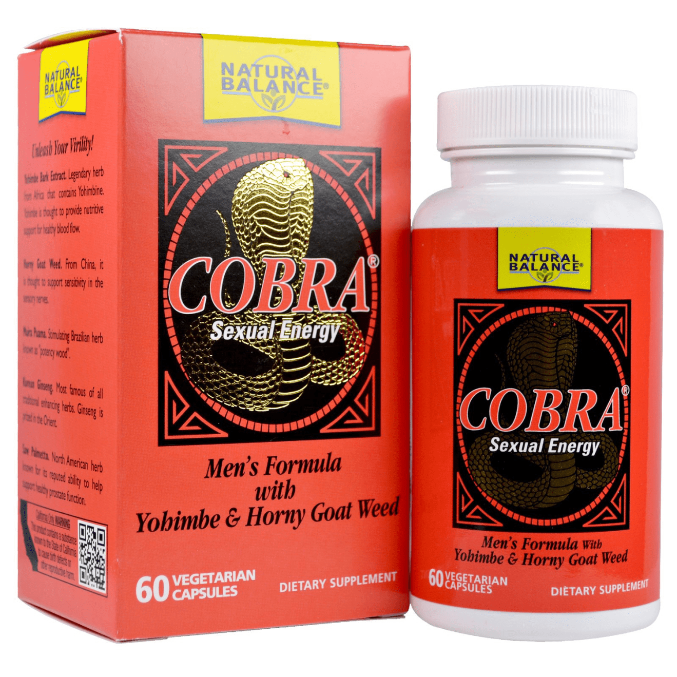 Natural Balance-Cobra for Men