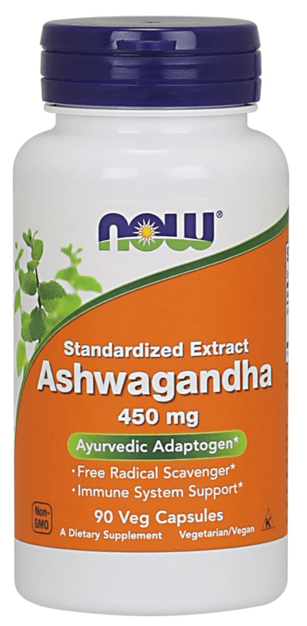 Now-Ashwagandha 450mg