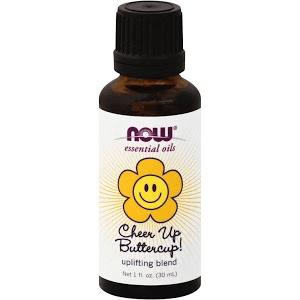 Now Essential Oils- Cheer Up Buttercup Essential Blend 1 fl.oz