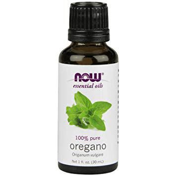 Now Essential Oils - Oregano 100% Pure Oils 1 fl.oz