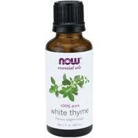 Now Essential Oils - White Thyme 100% Pure Oils 1 fl.oz
