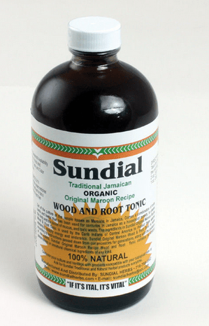Sundial Organic Wood and Root Tonic