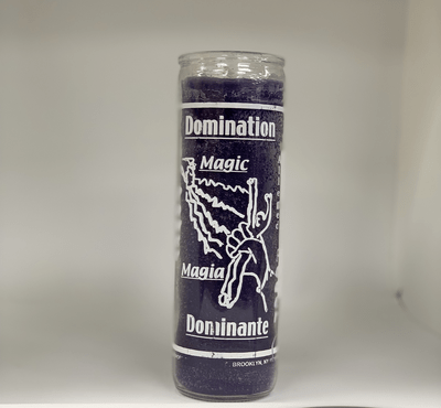 7 Day Candle- Domination