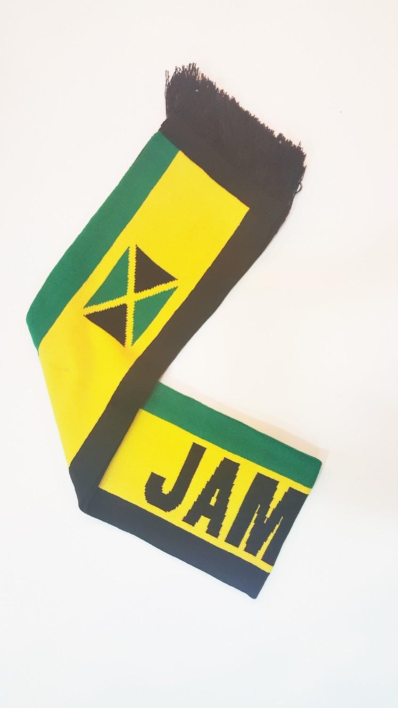 Jamaican Scarf
