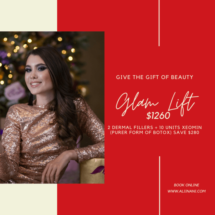 HOLIDAY GLAM LIFT