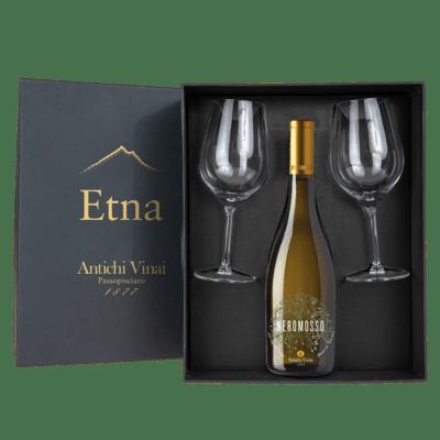 Confezione Regalo PRESTIGE Degustazione Etna