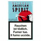 AMERICAN SPIRIT BLEU BOX T 7MG/N 0.8MG/KM 8MG