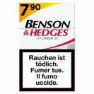 BENSON & HEDGES RED BOX T10MG/N 0.8MG/KM10MG