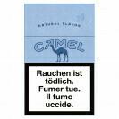 CAMEL NATURAL FLAVOR BLUE BOX T 6MG/N 0.6MG/KM 7MG