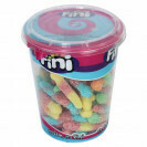 FINI CUP JELLY WORMS 200G