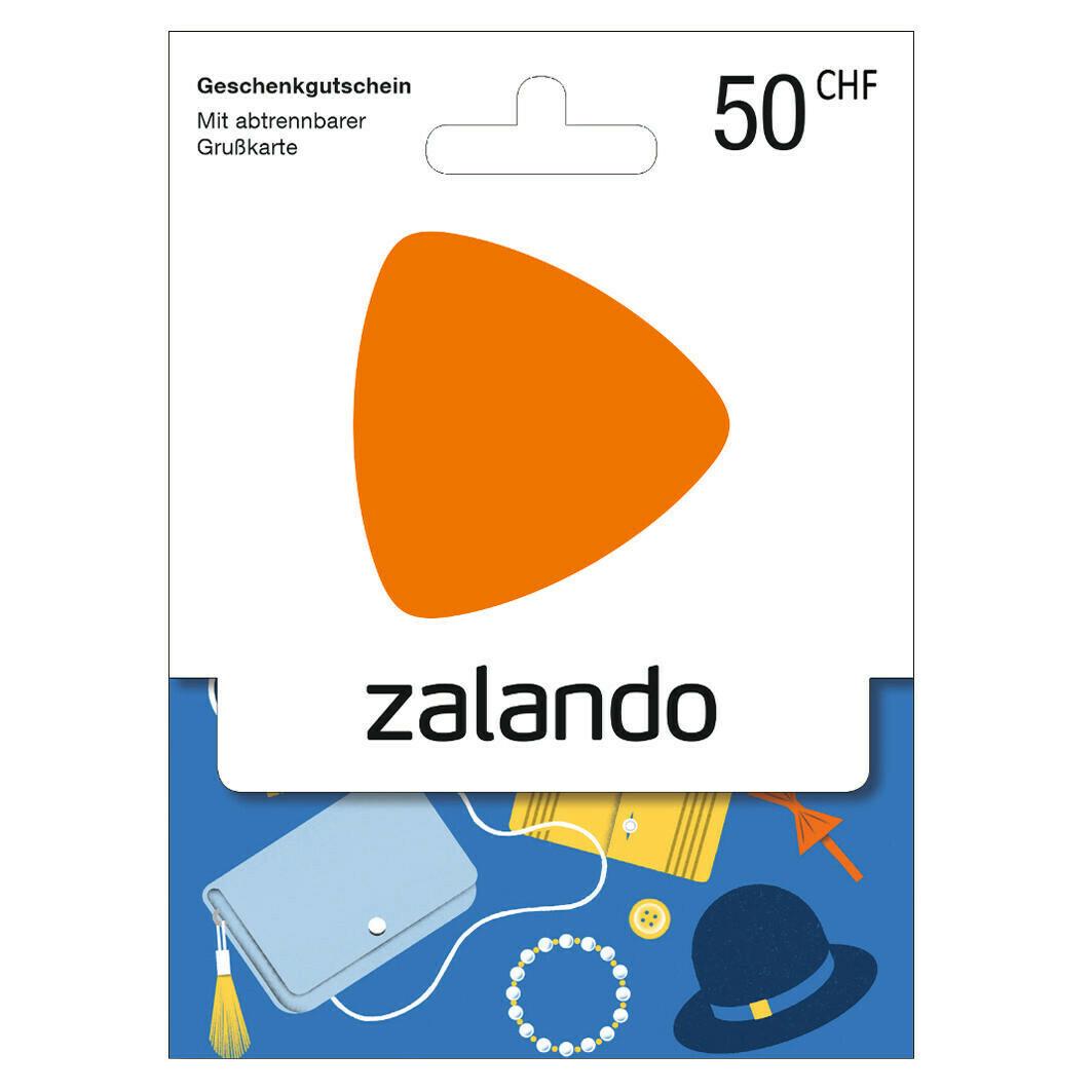 ZALANDO 50 FR. ***GRATUIT / CARD