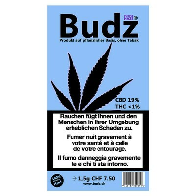 BUDZ PURPLE SERRE 1.5G