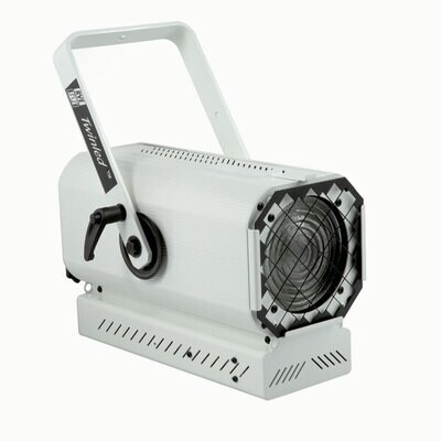 Projecteur Fresnel à led Tungstène 3200K RVE Twinled DMX
