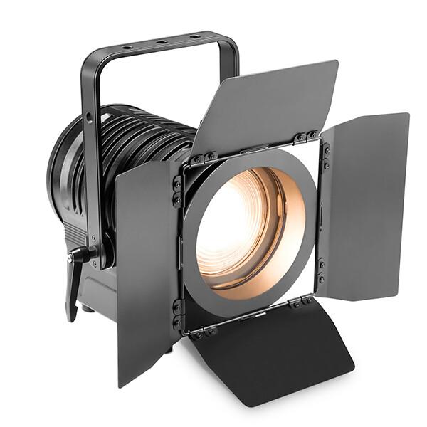 Projecteur Fresnel Led 180 W Blanc Chaud 3100 K CAMEO TS 200 WW
