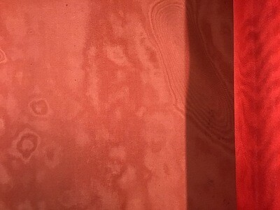 Voile Organdy rouge 114
