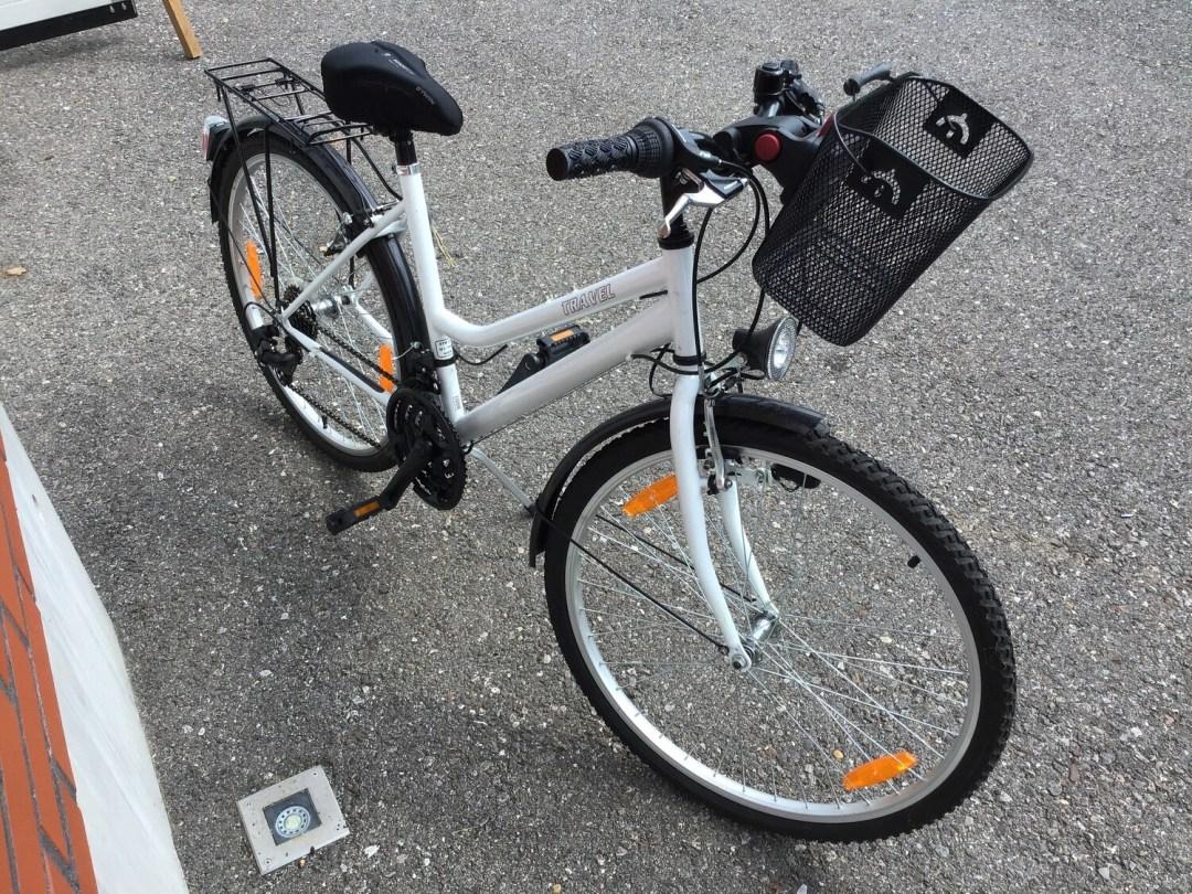 Vélos ctb citybike travel-lady 26 hi-ten 44cm