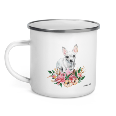 What Are The AnimalS Teaching You? - Enamel Mug