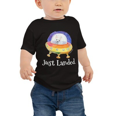 Just Landed - Baby Tee