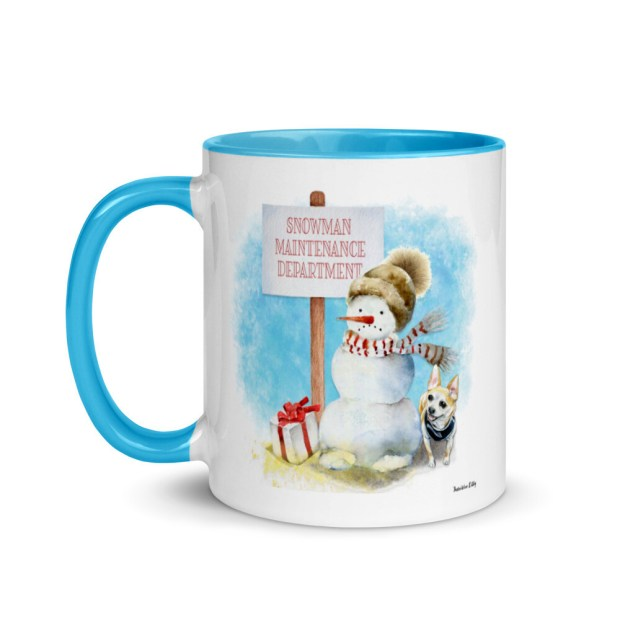 Peace On Earth Mug - Chihuahua