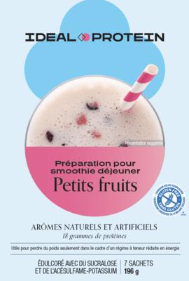 Préparation pour boisson à saveur de yogourt et de fruits sauvages (7)