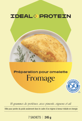 Préparation pour omelette au fromage et fines herbes (7)