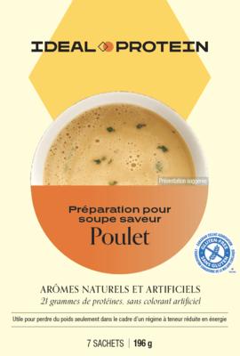 Préparation pour soupe à saveur de poulet (7)