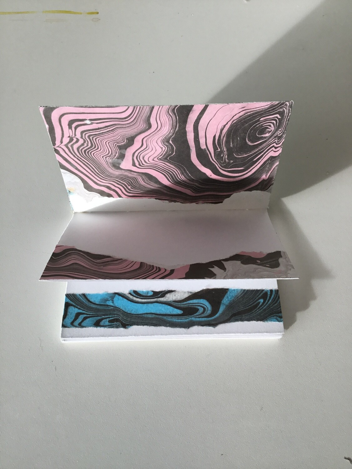 Bookmaking Kits - Make 4 + books - Pamphlet style