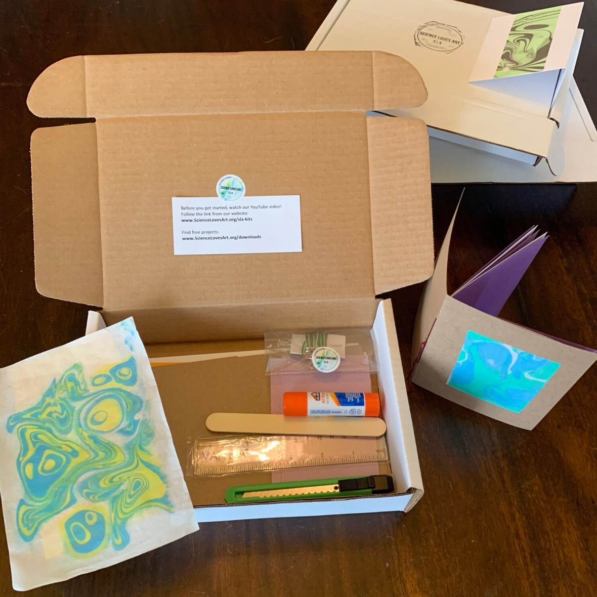 Bookmaking Kits: Part 1