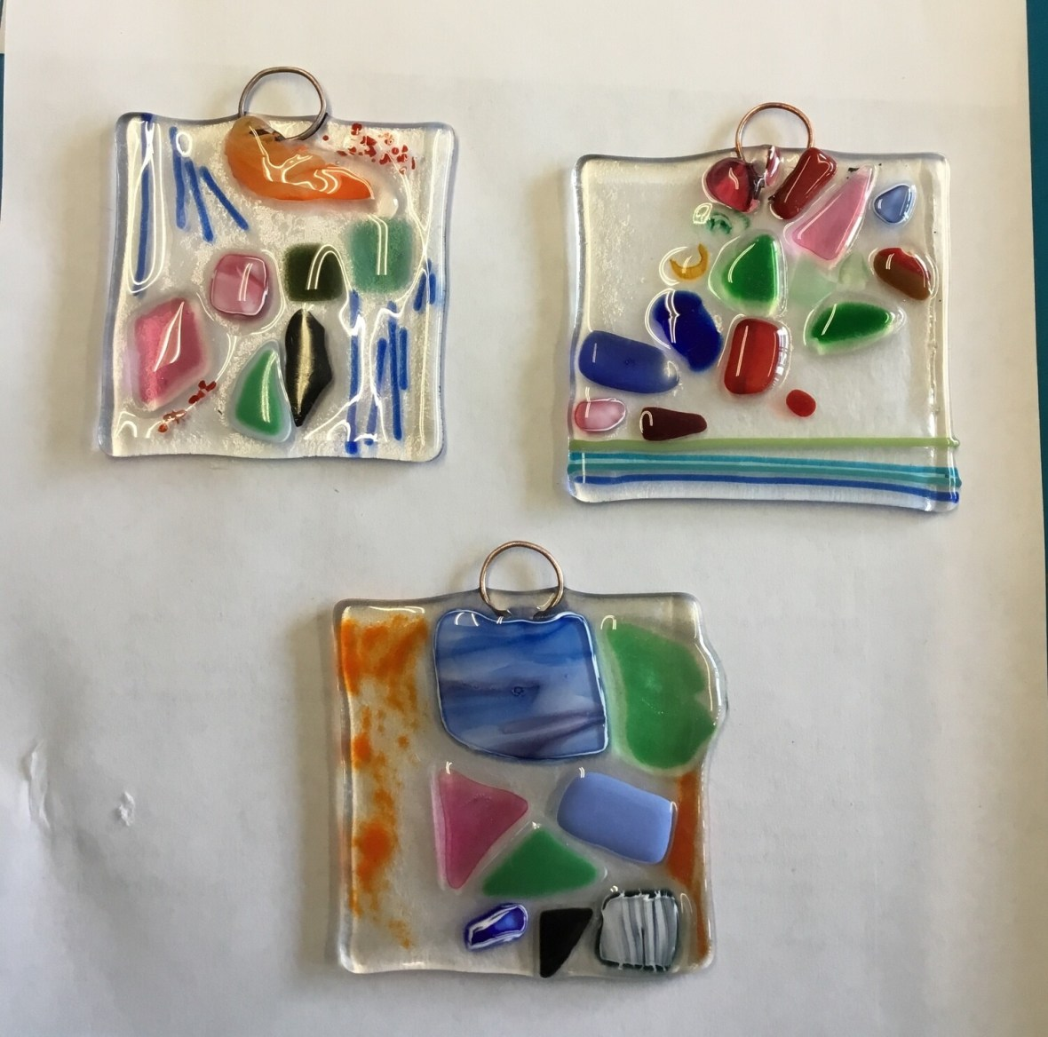 Glass Fusing Art Party