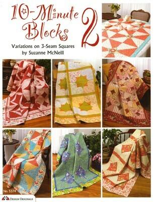 10 MIN BLOCKS 2 Book (DO5374)