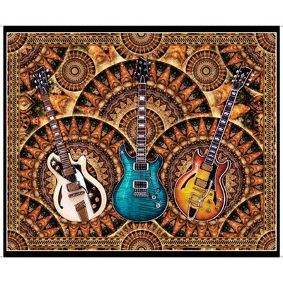 Good Vibrations Guitar Panel